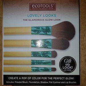 Ecotools the glamorous glow look brushes